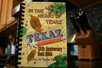 In the Heart of TEXAZ Cookbook