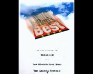 The Rep's Best 1998