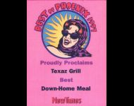New Times Best Of Phoenix 1997 Best Down Home Meal