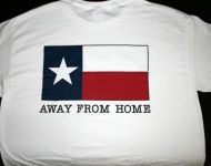 Home Away From Home Shirt (Back)