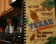 In the Heart of TEXAZ, The Joy of Texas Cookin'