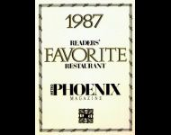 Phoenix Magazine: Readers Favorite